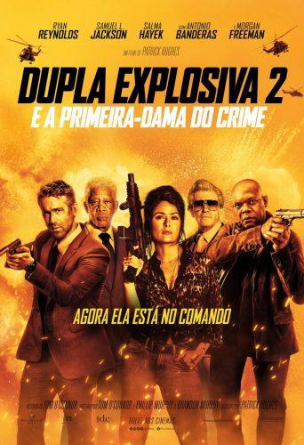 Poster Final Dupla Explosiva 2 (64x94cm)