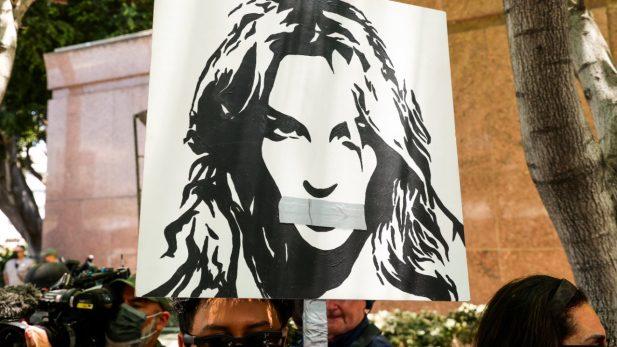Protestos Free Britney (1)