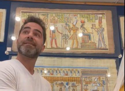 Victor Sorrentino Egito2