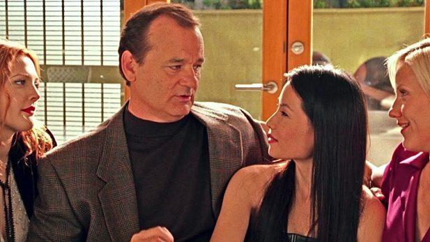 """Lucy Liu e Bill Murray se desentenderam no set do filme """"As Panteras"""". (Foto: Lucy disse não ter """"nada contra"""" Bill atualmente, além de ter tido interações """"agradáveis"""" com o comediante - Reprodução/Columbia Pictures)"""