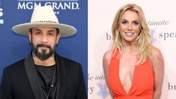 Em entrevista, AJ mandou seu apoio para a liberdade de Britney. (Foto: Getty)