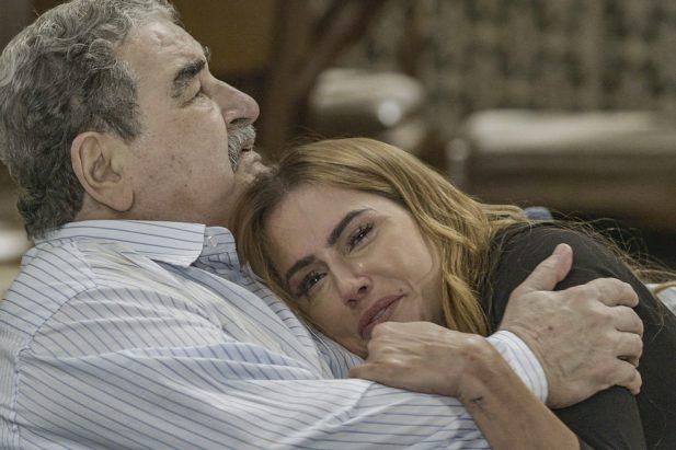 Alexia Deborah Secco Tem Encontro Emocionante Com O Avo Ignacio Otavio Augusto Em Salve Se Quem Puder