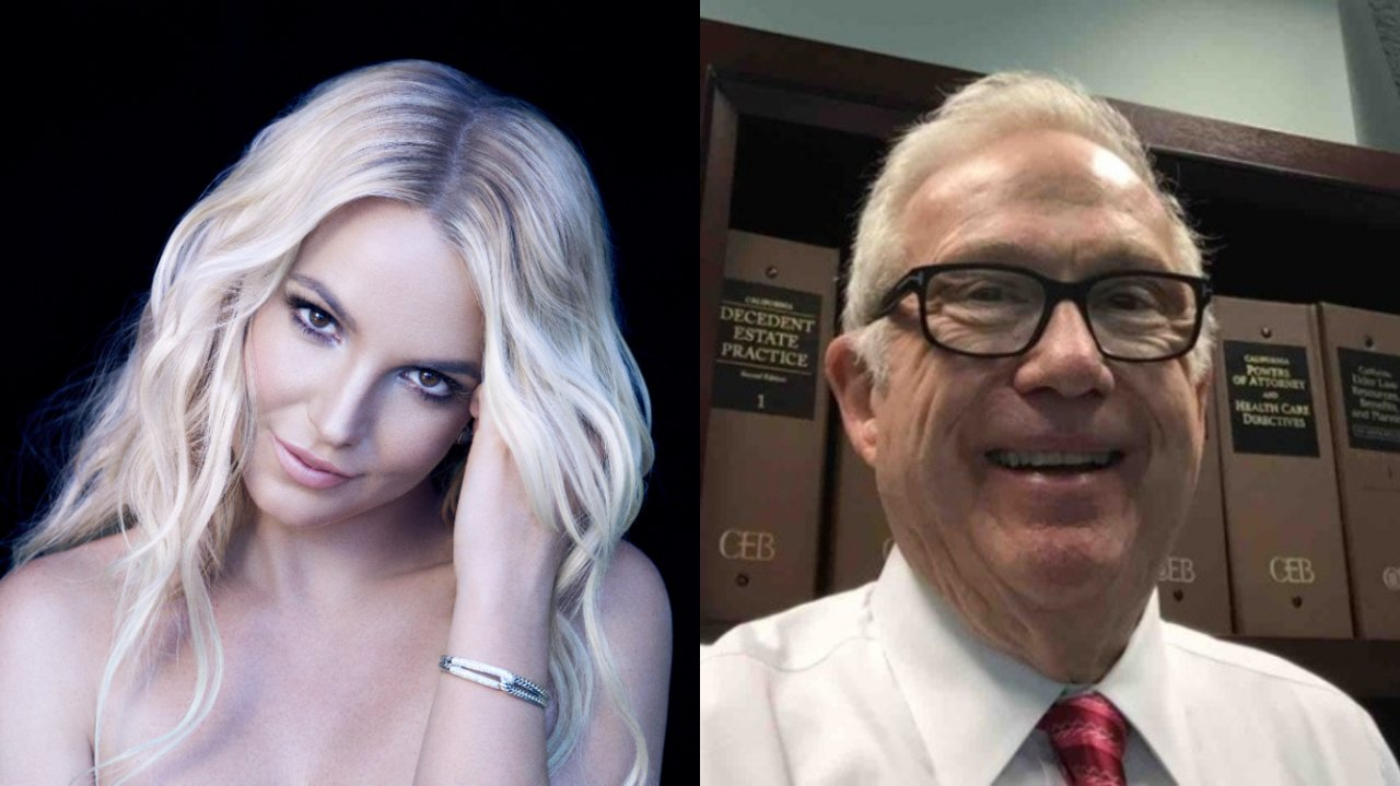 Britney Spears Advogado Sam Ingham