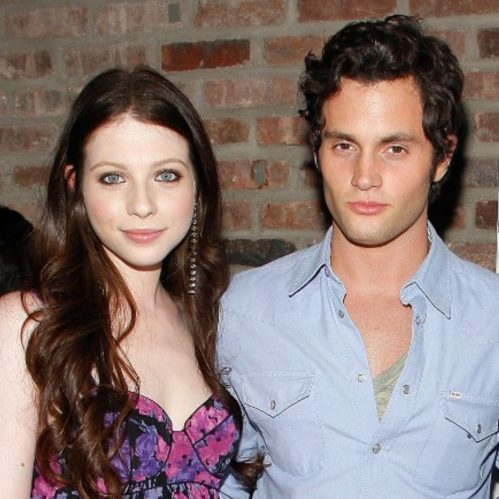 Michelle Trachtenberg e Penn Badgley viveram Georgina e Dan na versão original da série. (Foto: Getty)