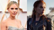 """Scarlett Johansson revela que não foi a escolhida original para interpretar a """"Viúva Negra"""". (getty/reprodução; disney+)"""