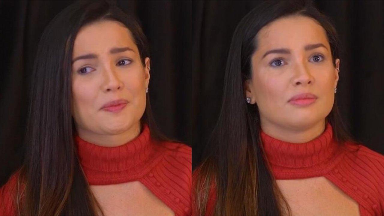 Juliette chora por peso da fama em novo episódio de documentário. (Reprodução/Globoplay)