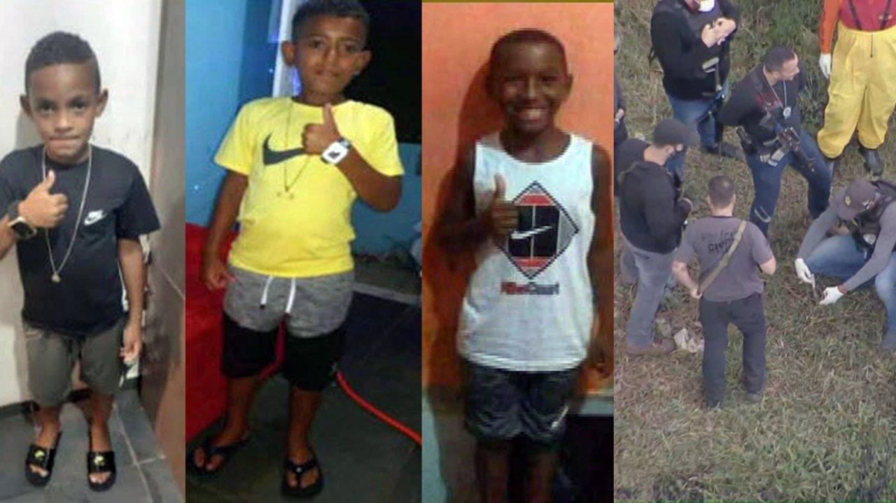 Criancas Desaparecidas Ossada