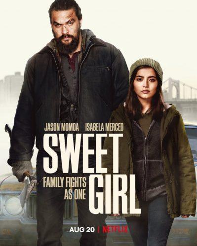 """""""Sweet Girl"""" estreia em 20 de agosto. (Foto: Divulgação/Netflix)"""