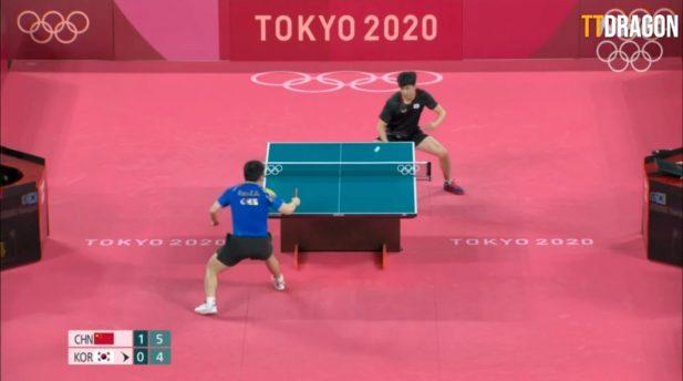 Jeoung Young-sik foi eliminado nas quartas de final das Olimpíadas. (Foto: Reprodução/Youtube)