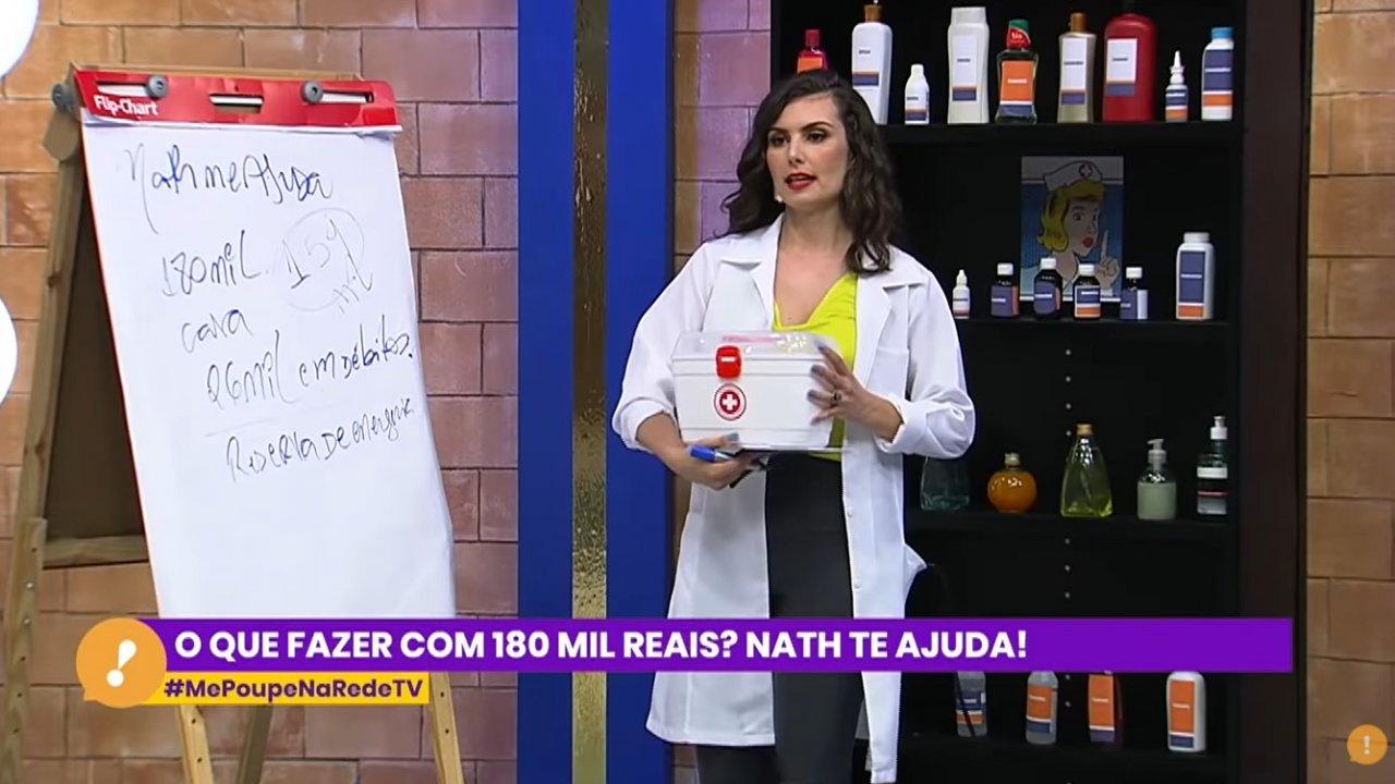 Nathalia Arcuri Rede Tv2