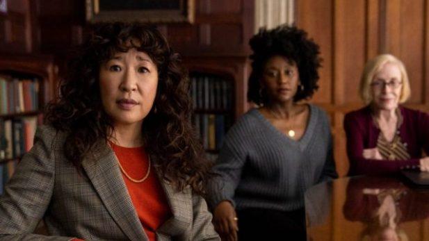 The Chair Sandra Oh Netflix