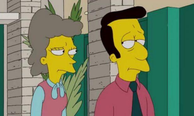 """Hellen Lovejoy, do desenho animado """"Os Simpsons"""" (Foto: Reprodução/Fox)"""