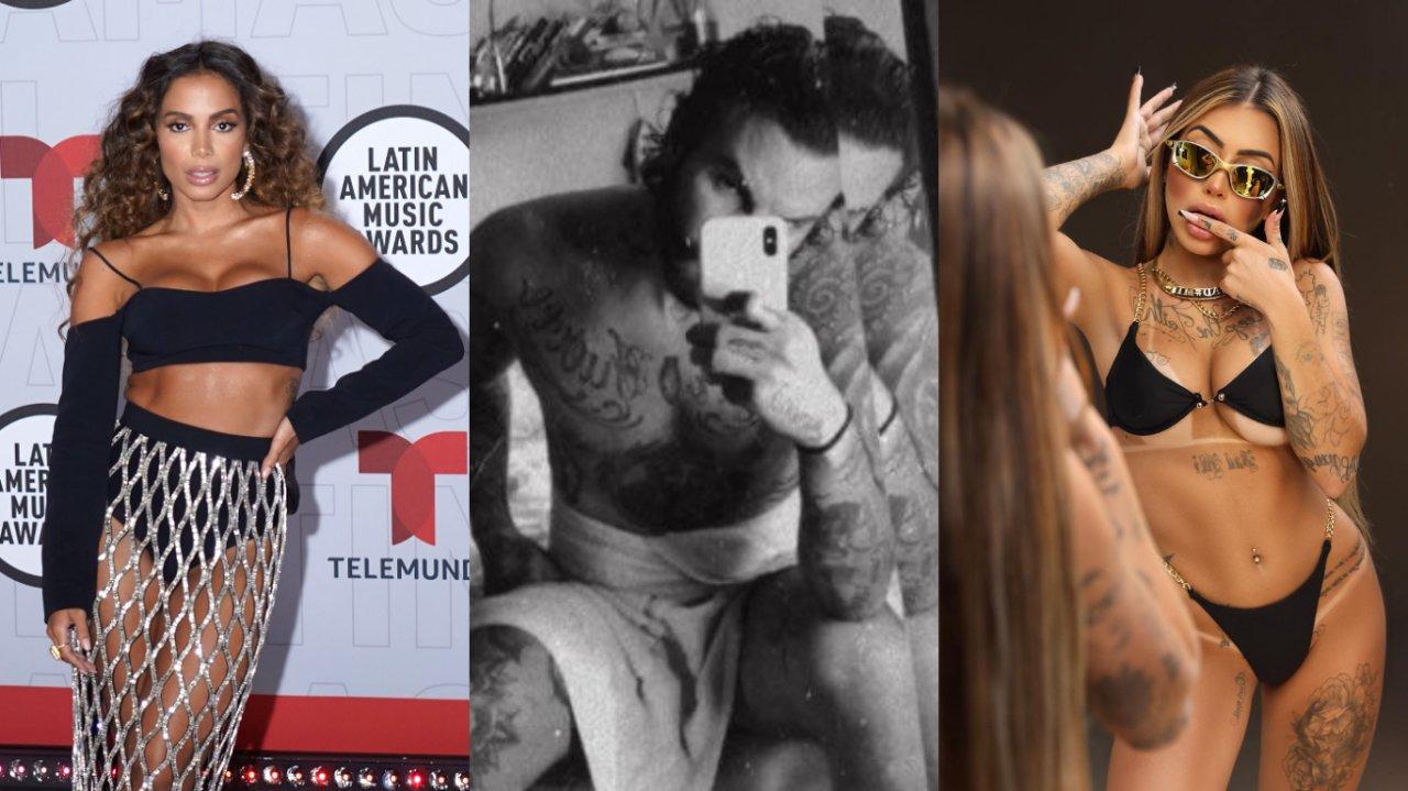 Anitta Wagner Santiago Mirella