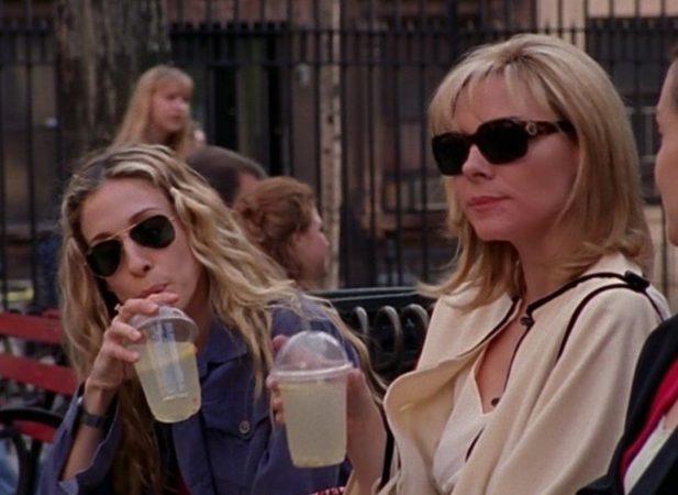 Carrie Bradshaw Sex Friendship Favim.com 7630206