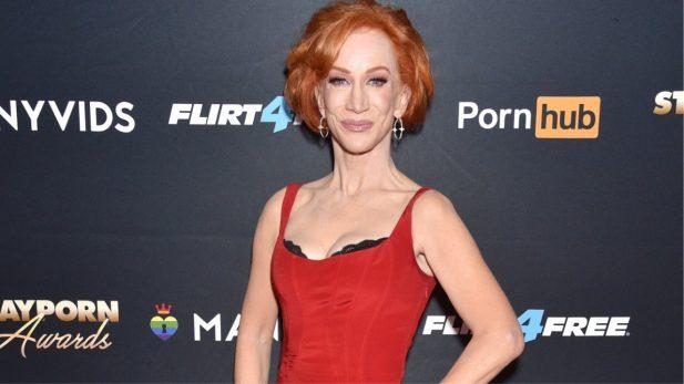 Kathy Griffin revela diagnóstico de câncer e passa por cirurgia para remoção de parte do pulmão. (Getty)