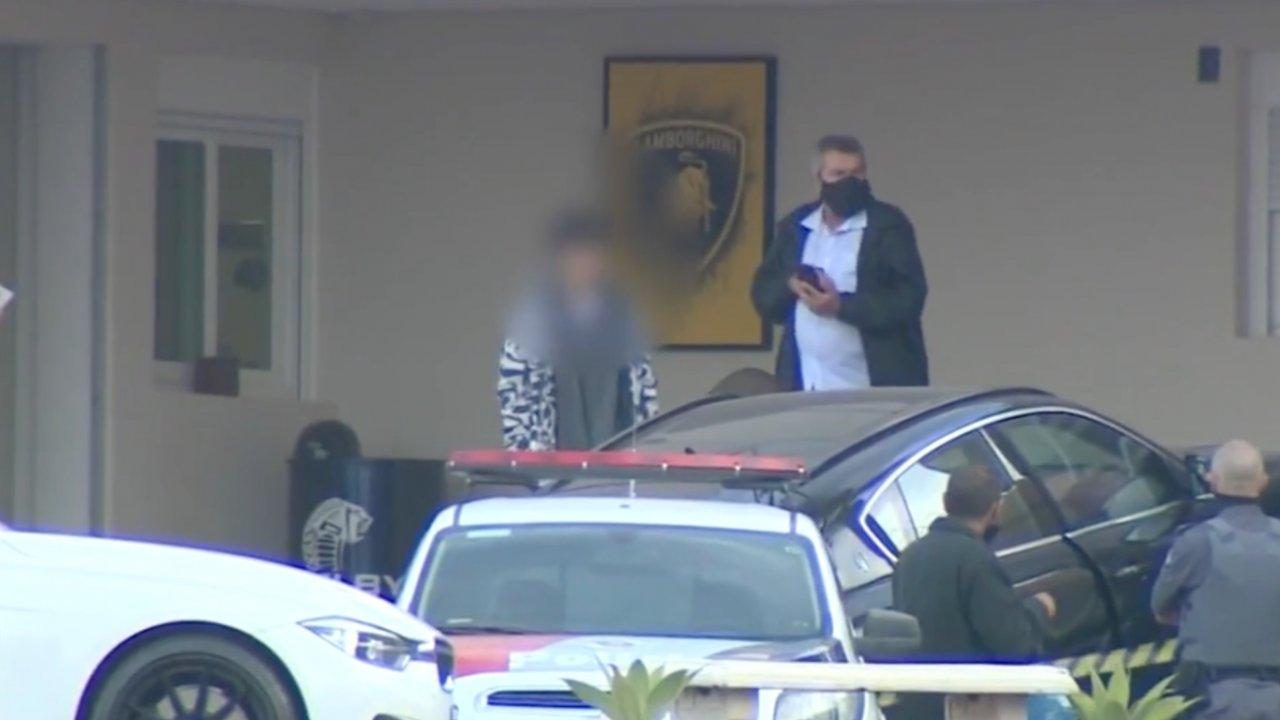 Adolescente de 14 anos atira e mata o próprio pai para defender mãe de agressões. (Reprodução/EPTV)