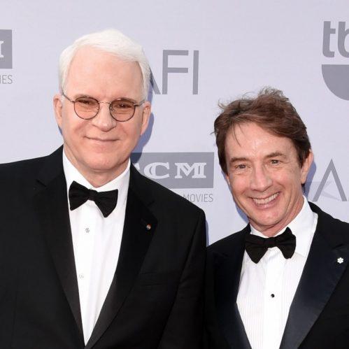 Steve Martin e Martin Short (Foto: Getty)