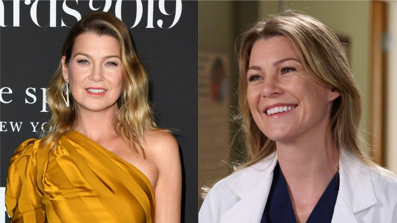 Ellen Pompeo revela que não pretende atuar após Grey's Anatomy. (Getty/Reprodução; ABC)