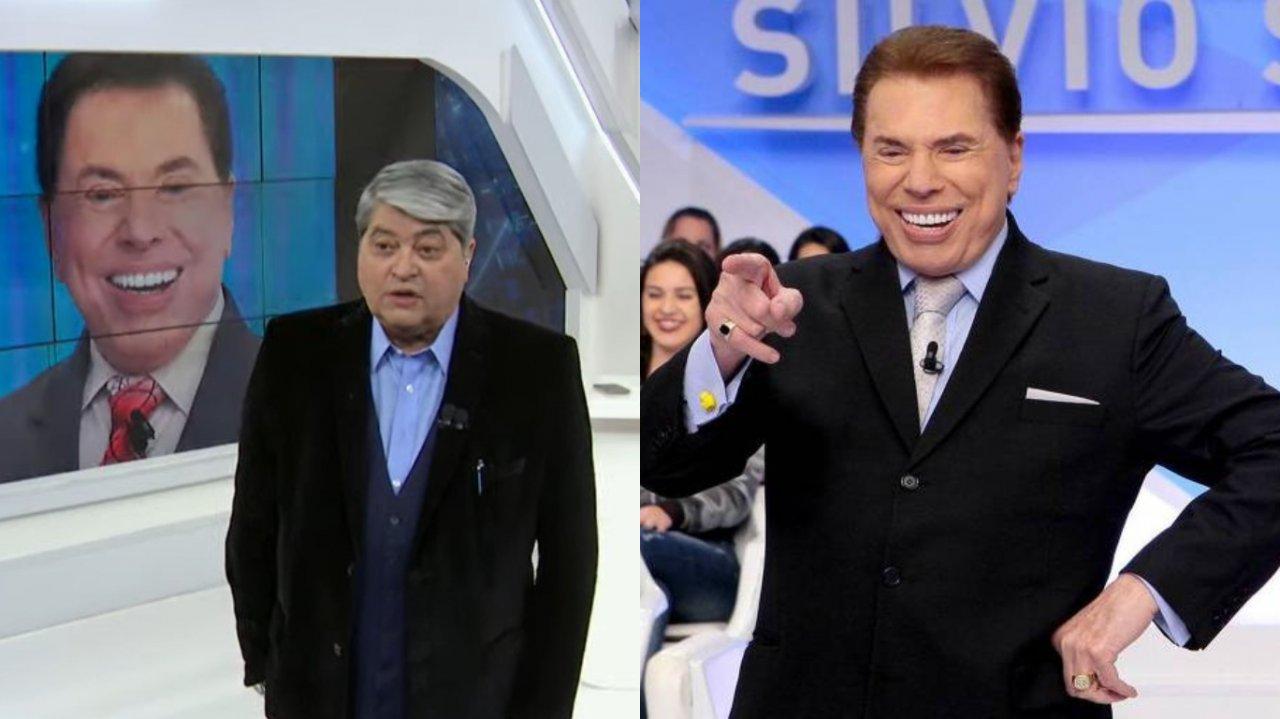 Datena Silvio Santos