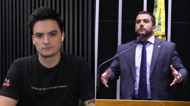 Felipe Neto Carlos Jordy