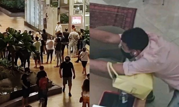Vendedora morre após ser baleada em shopping de Fortaleza; polícia divulga imagens de suspeitos