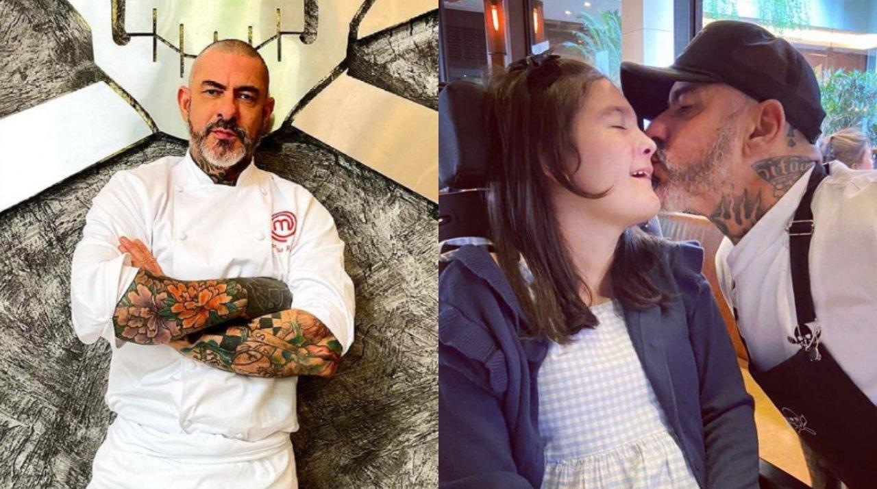 Henrique Fogaça faz relato emocionante sobre melhora da filha após uso de medicamento à base de Cannabis. (Reprodução/Instagram)