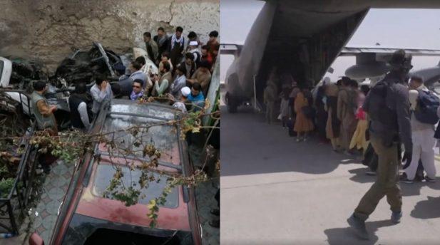 Afeganistão: Dez pessoas de uma mesma família morrem após ataque dos EUA. (Reprodução/YouTube)