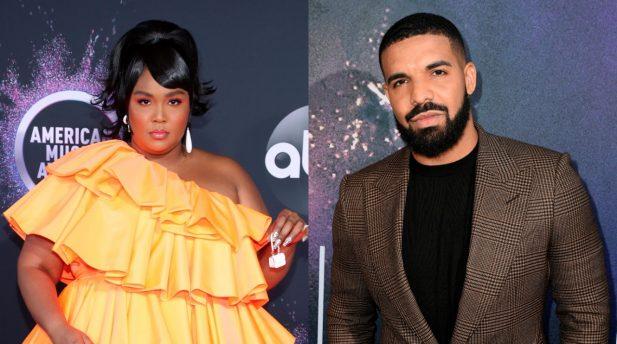 Lizzo explica motivo inusitado pelo qual citou Drake em novo single. (Getty)