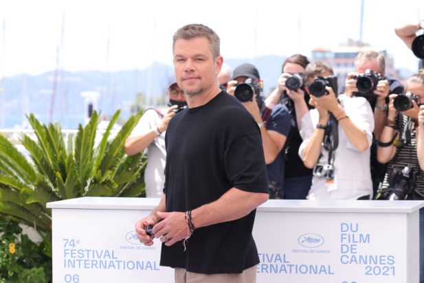 """""""stillwater"""" Photocall The 74th Annual Cannes Film Festival"""