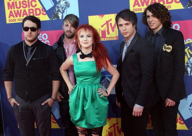 Banda Paramore foi sucesso entre os jovens. (Foto: Getty)
