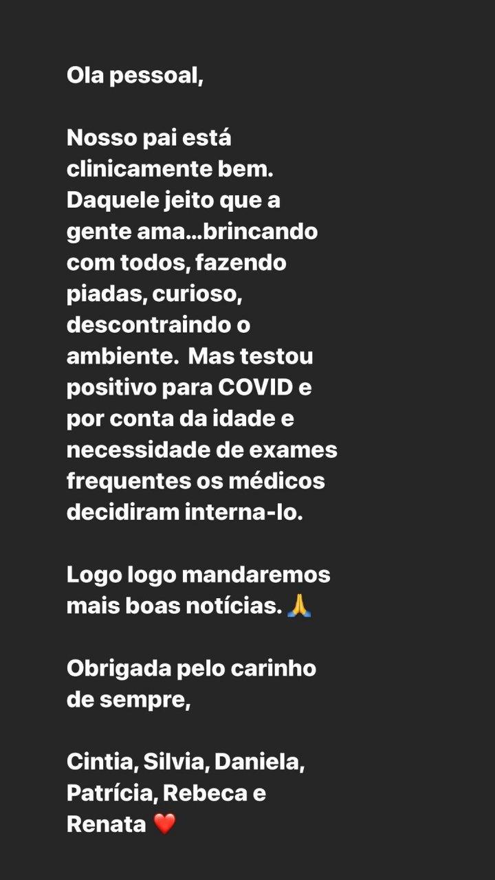 Patriciaabravanel's Instagram 2021 7 5 Story