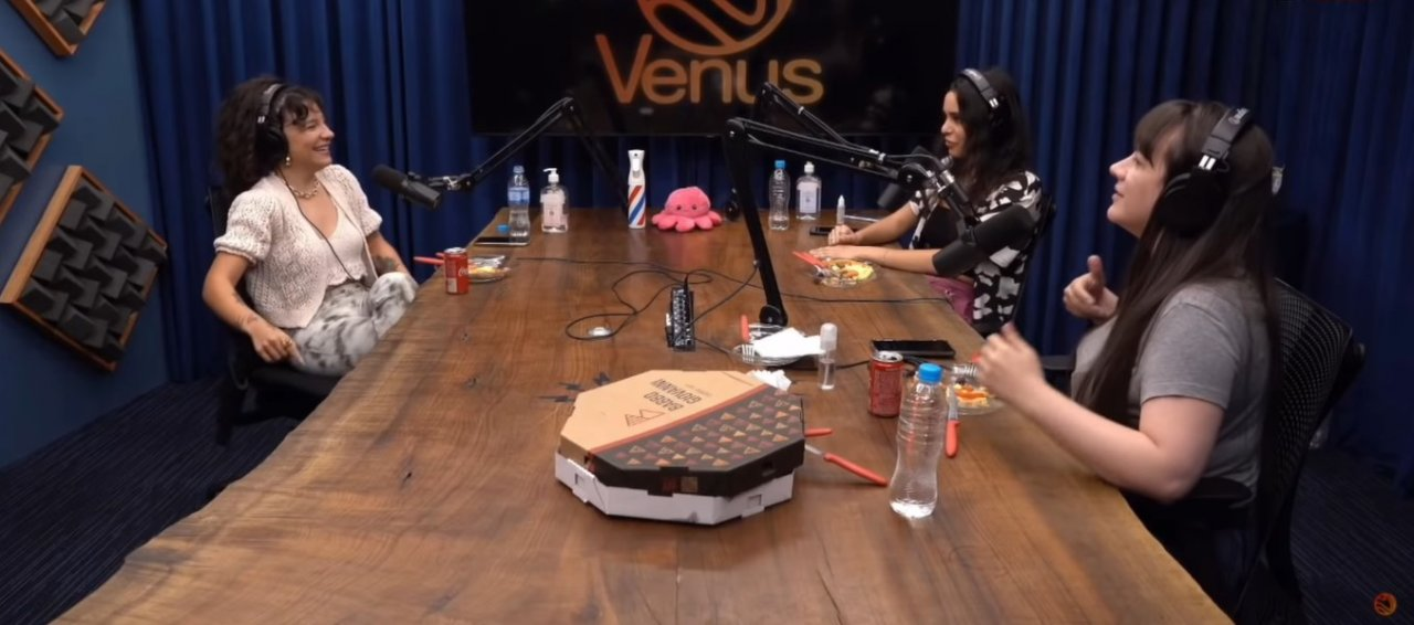 Priscilla Venus Podcast1