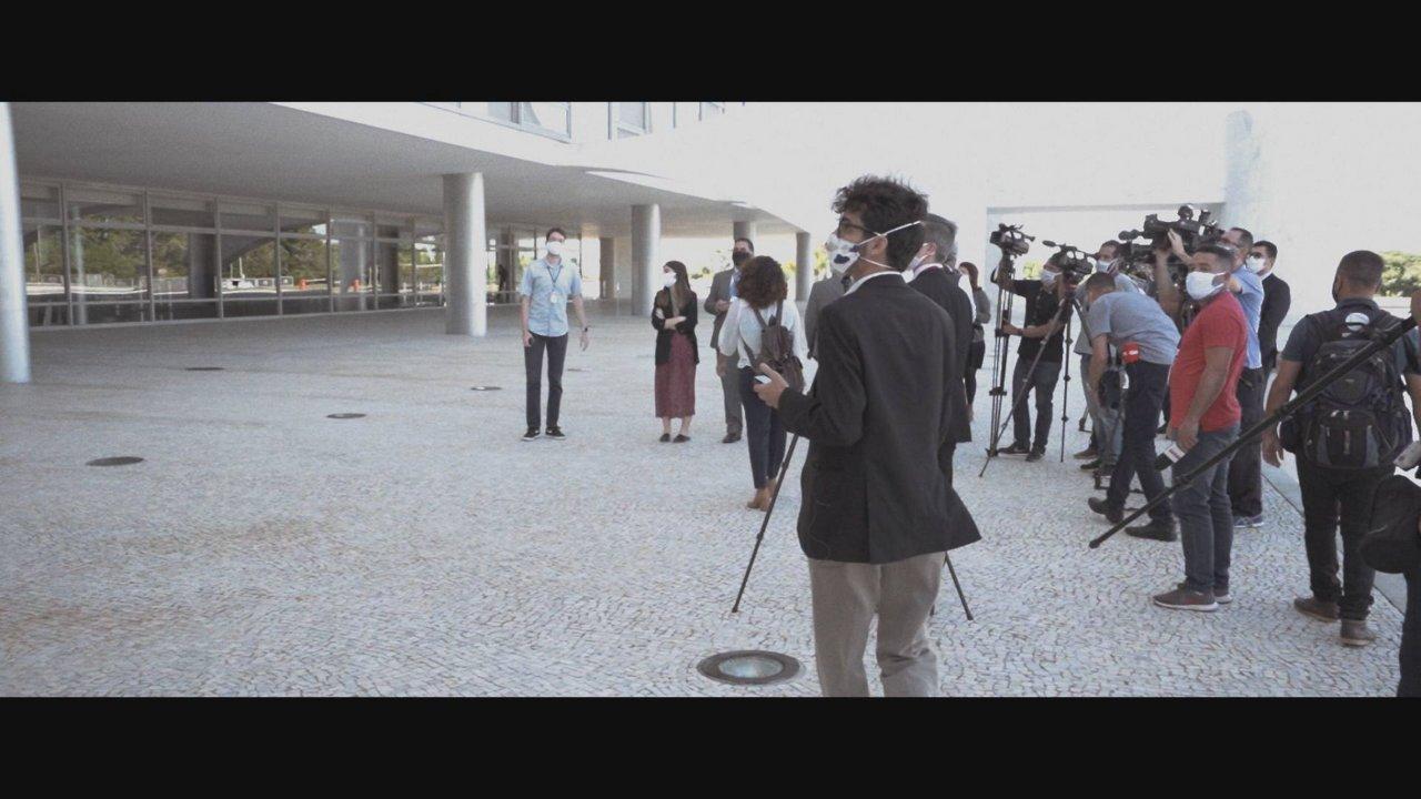 """""""Cercados"""" concorre por """"Melhor Documentário"""". (Foto: Divulgação/Globo)"""