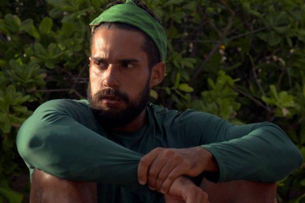 """Bil foi o quinto eliminado de """"No Limite"""". (Foto: Reprodução/TV Globo)"""