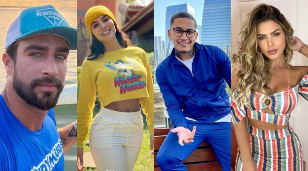 Saiba quem são todos os participantes do reality show. (Instagram)