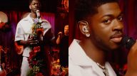 Lil Nas BBC Radio 1 (Reprodução; YouTube)