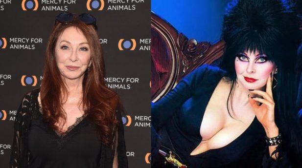 Elvira (Getty/ Divulgação)