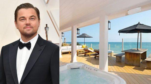 Leonardo DiCaprio coloca mansão INCRÍVEL a venda. (Getty/Real Estate)
