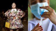 Nicki Minaj Vacina