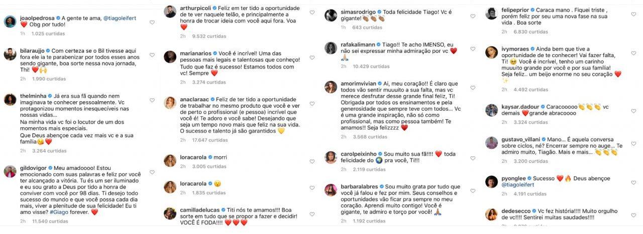 Tiago Reacoes Globo Ex Bbb