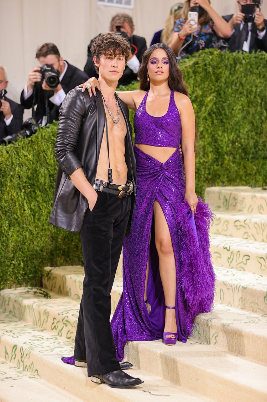 Shawn Mendes e Camilla Cabello (Foto: Getty)