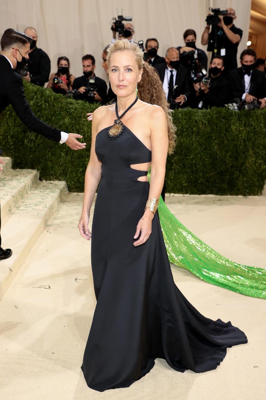 Gillian Anderson (Foto: Getty)