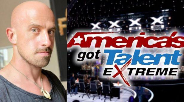 Acidente America's Got Talent: Extreme. (Reprodução/ Divulgação)