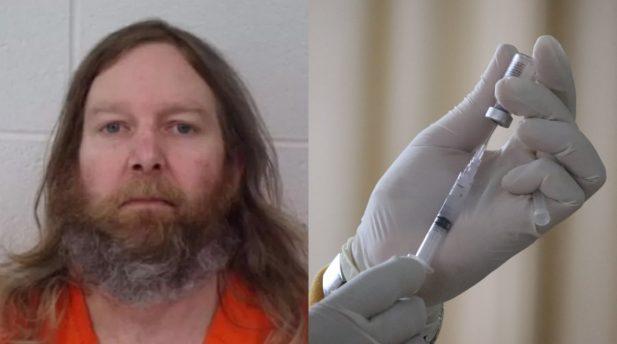 Negacionista assassino (Foto: Divulgação; Gabinete do Xerife do Condado de Allegheny/ Mufid Majnun; Unsplash)