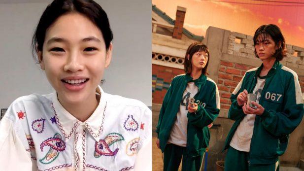 Jung Ho Yeon Round 6