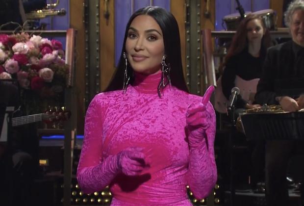 Kimkardashian Snl1