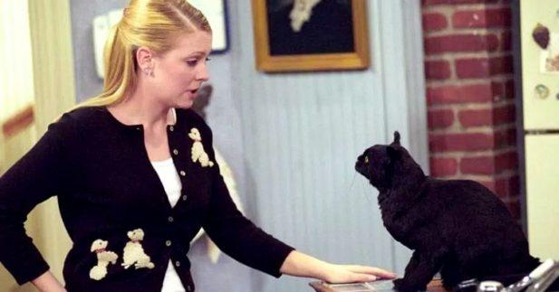 """""""Sabrina, Aprendiz de Feiticeira"""" foi ao ar de 1996 a 2003. (Foto: Reprodução ABC/ WB)"""